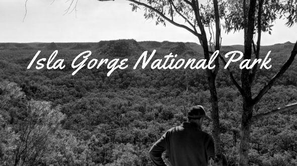 Isla Gorge National Park