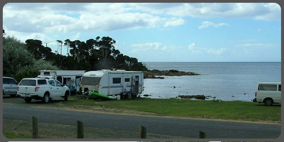 Boat Habour Campground Tasmania