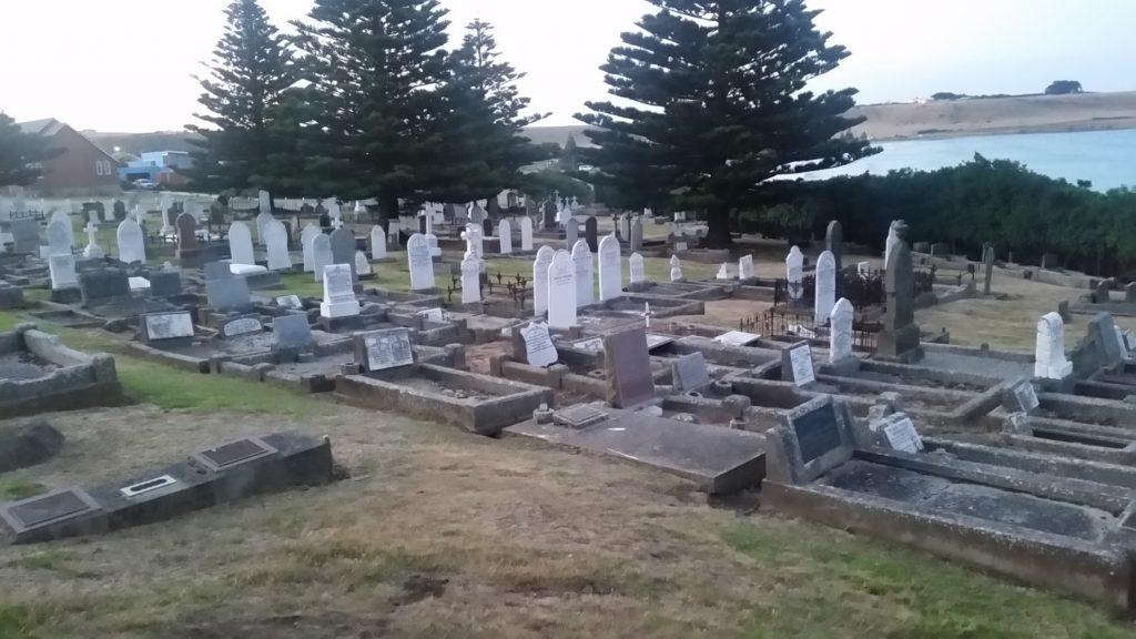 Cemetery Stanley Tasmania