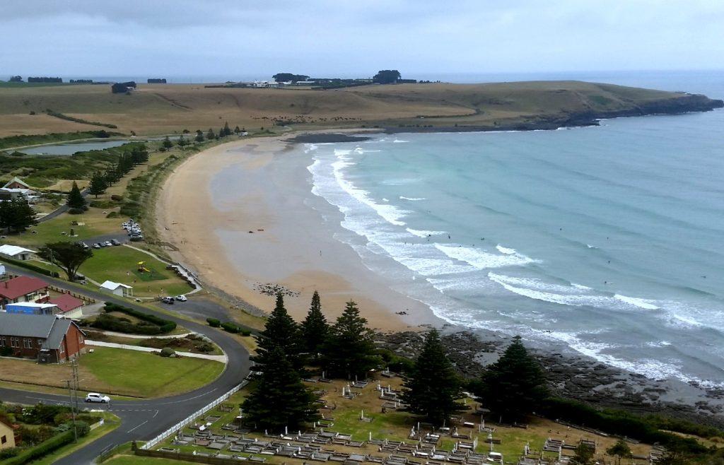 Godfreys Beach Stanley Tasmania