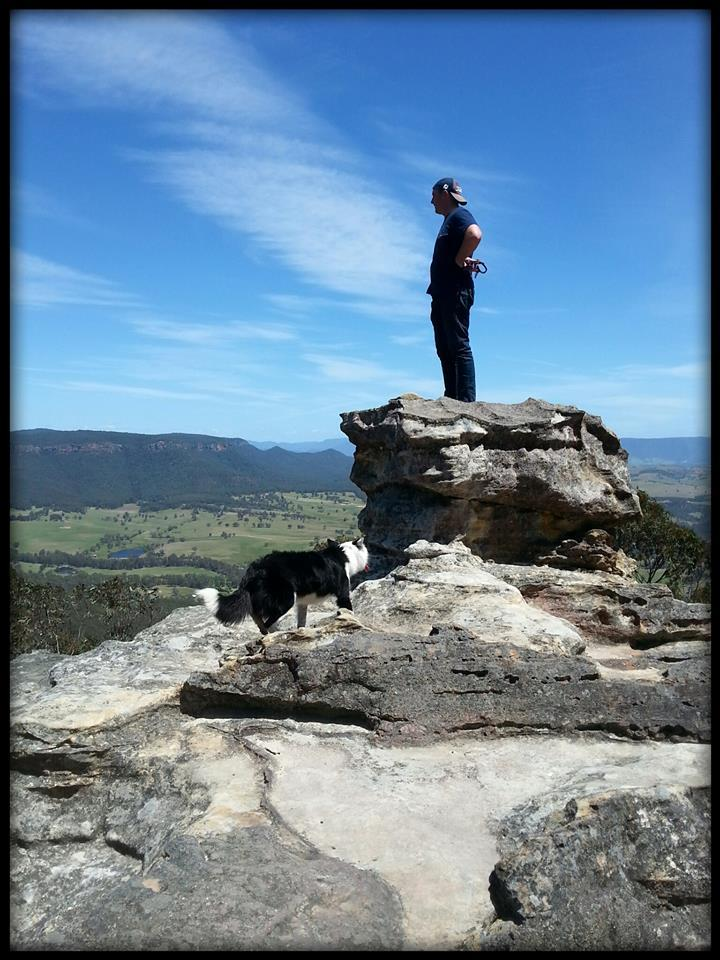 Blue Mountains Dog Friendly Walk Historical Walking Tracks