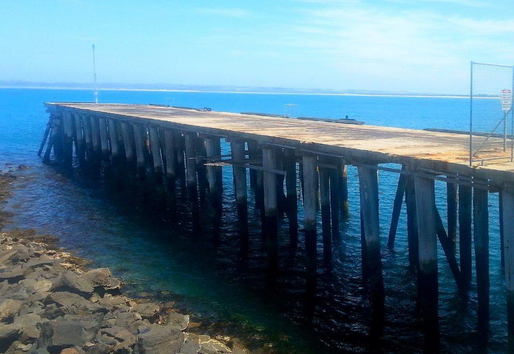 Fishers Wharf Stanley Tasmania