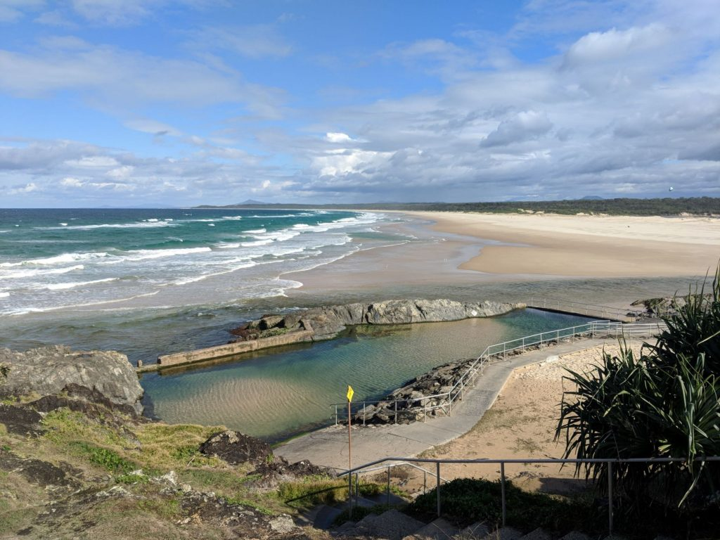 Memorial Rock Pool Sawtell
