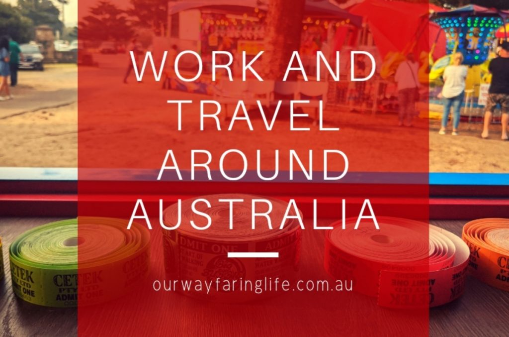Work and Travel Around Australia