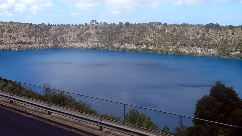 Crater Lakes Mount Gambier