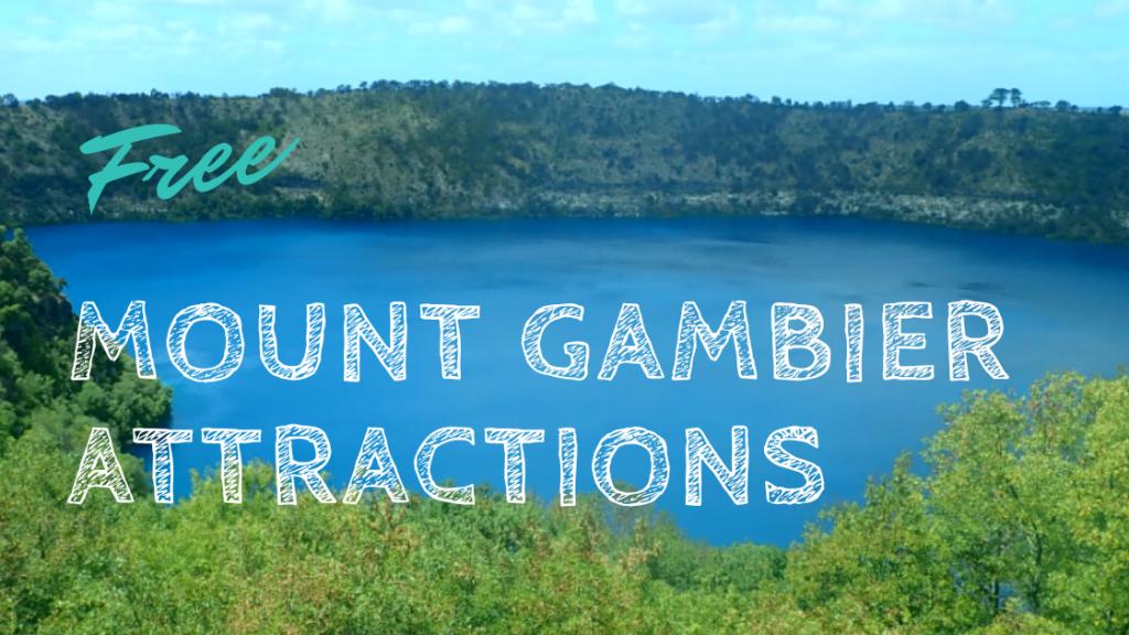 Mount Gambier Attractions
