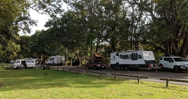Free Camping Kiama