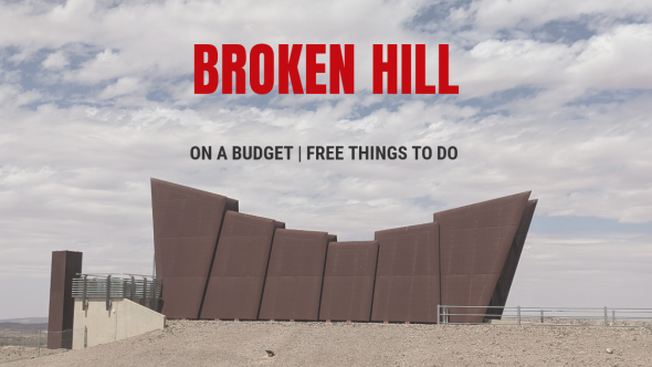 Free things to do in Broken Hill