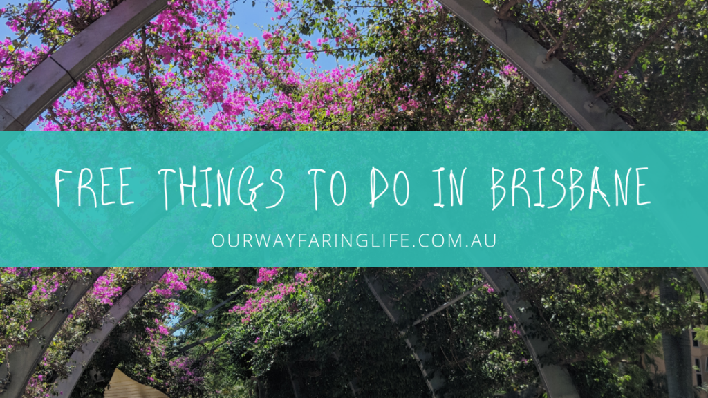 Brisbane Free Things To Do