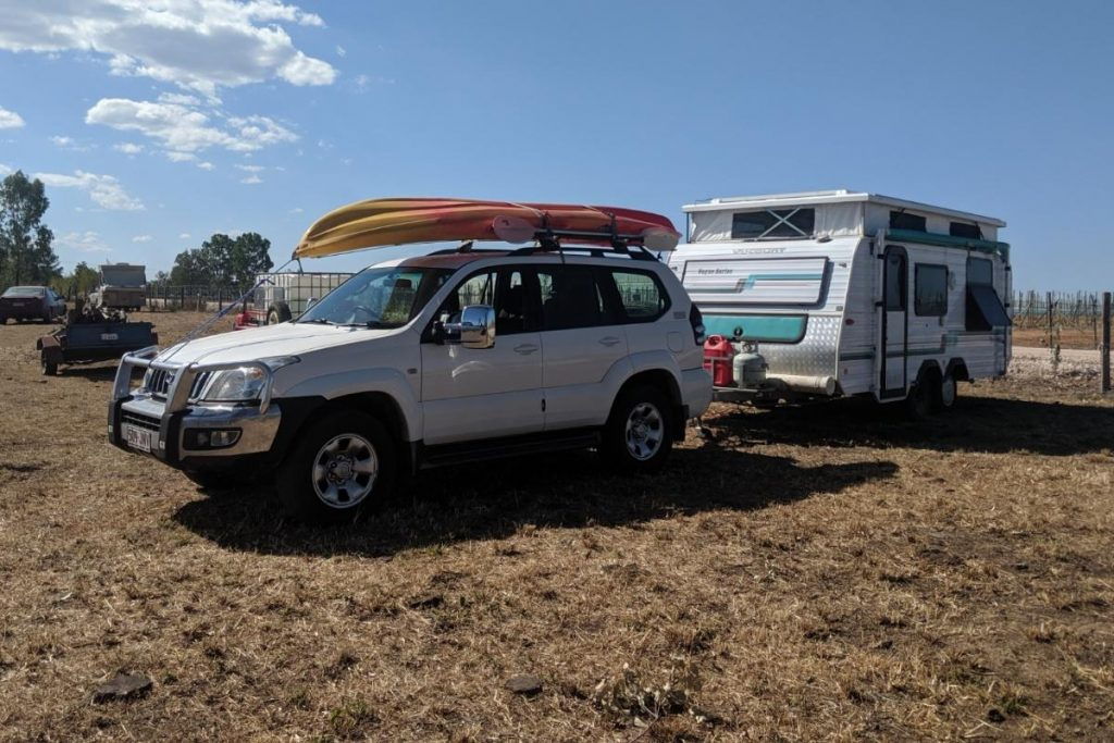 Our Rig Travel Australia