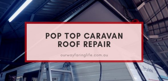 Pop Top Roof Leak