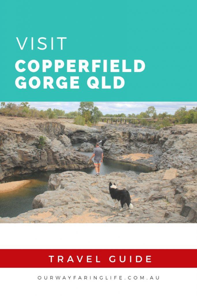 Visita la garganta de Copperfield