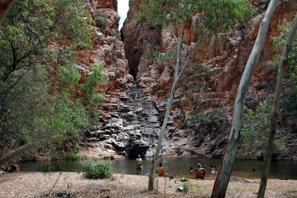 Fountain Springs Mount Isa