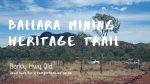 Ballara Mining Heritage Trail